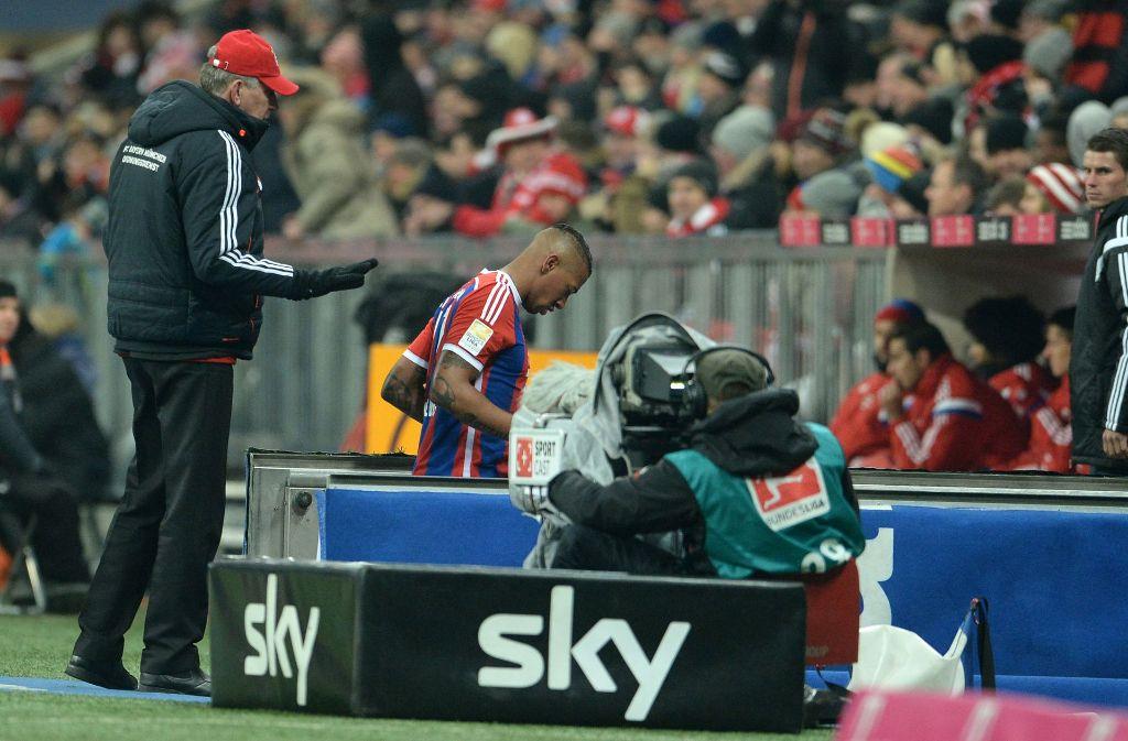 Der FC Bayern München bleibt Ligakrösus bei den TV-Geldern. Foto: dpa