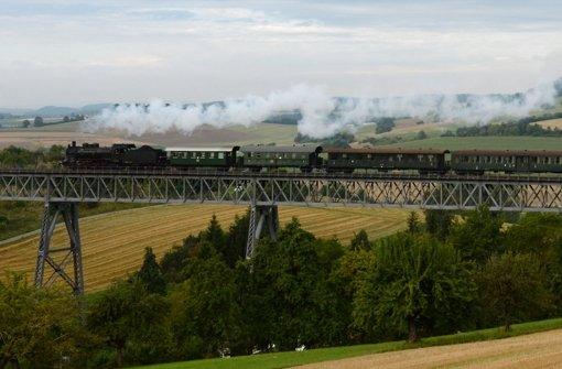 Historische Bahn fährt auch diesen Winter nicht