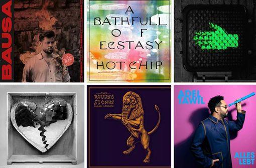 Neues von Bausa, Hot Chip, den Raconteurs und anderen