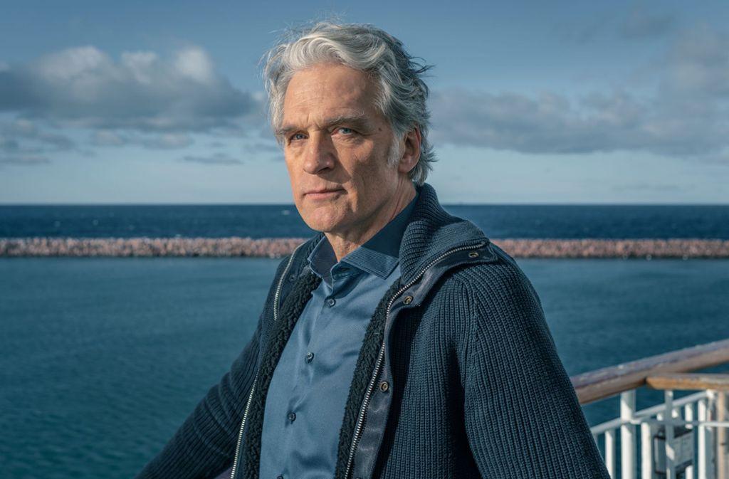 Walter Sittler spielt seit 2007 den schwedischen Kommissar Robert Anders. Foto: ZDF/Georges Pauly