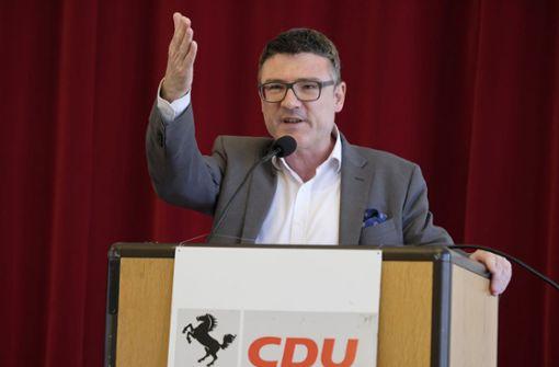 Kreis-CDU sagt Parteitag ab
