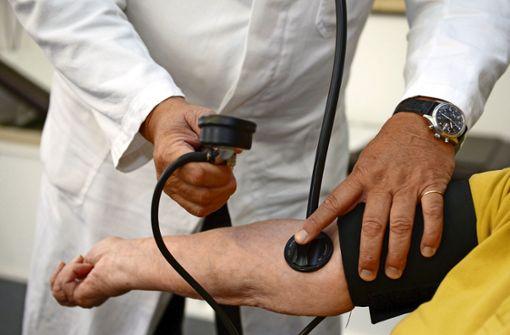 Hausarztpraxen sind am Limit