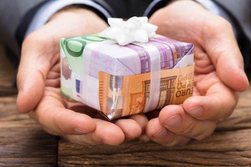 Vorschaubild zum Artikel Geldgeschenke verpacken