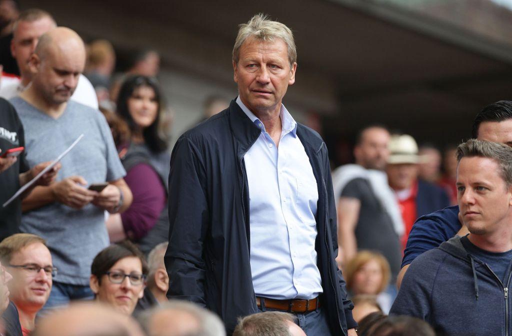 Will VfB-Präsident werden: Guido Buchwald. Foto: Pressefoto Baumann/Hansjürgen Britsch