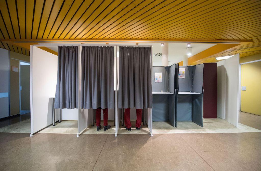 Deutschland hat den neuen Bundestag gewählt. Wir haben die Ergebnisse aus Stuttgart für Sie. Foto: dpa