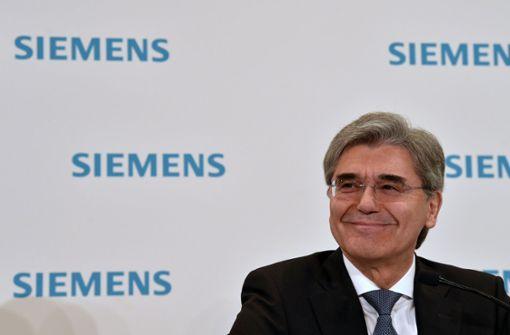 Siemens-Chef verlangt Lösungsvorschläge von Klimaaktivisten