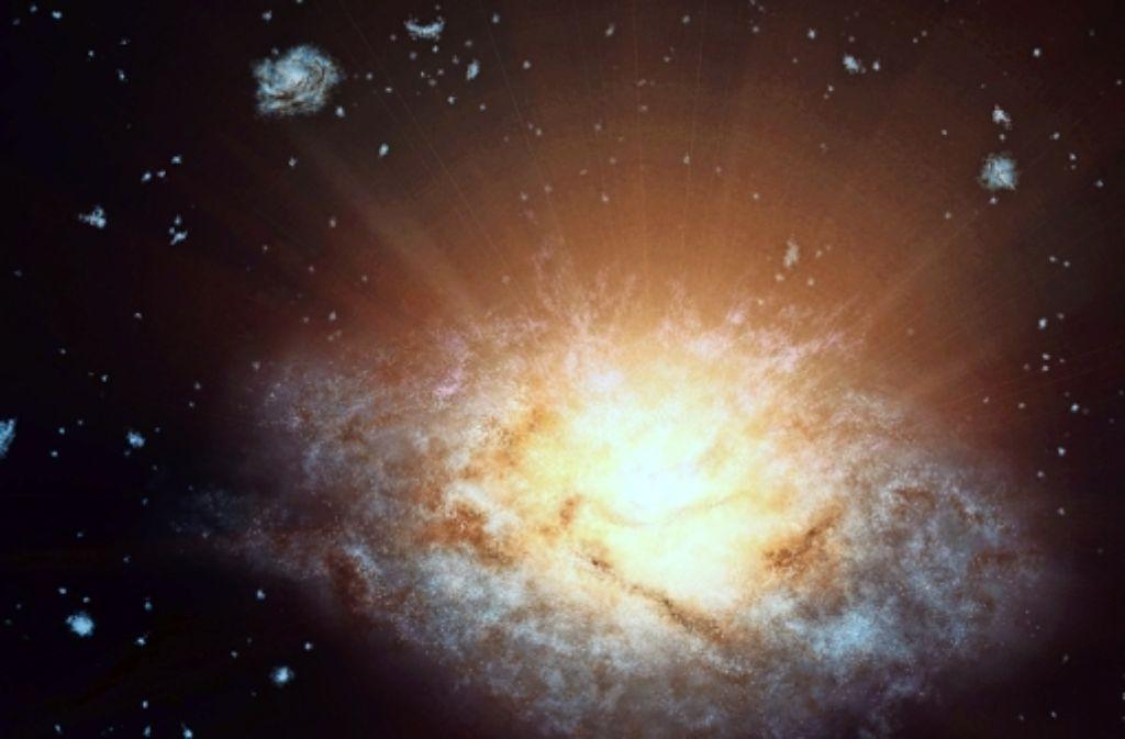 Universen aus der Dose sind keine Zukunftsmusik mehr. Foto: NASA/JPL-Caltech/dpa