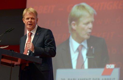 DGB-Chef sieht Schwarz-Rot in der Pflicht