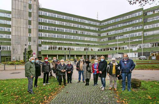 Plädoyer für das  alte Esslinger Landratsamt