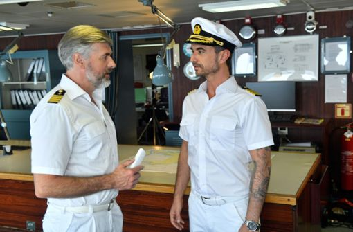 Reisen mit Kapitän Silbereisen