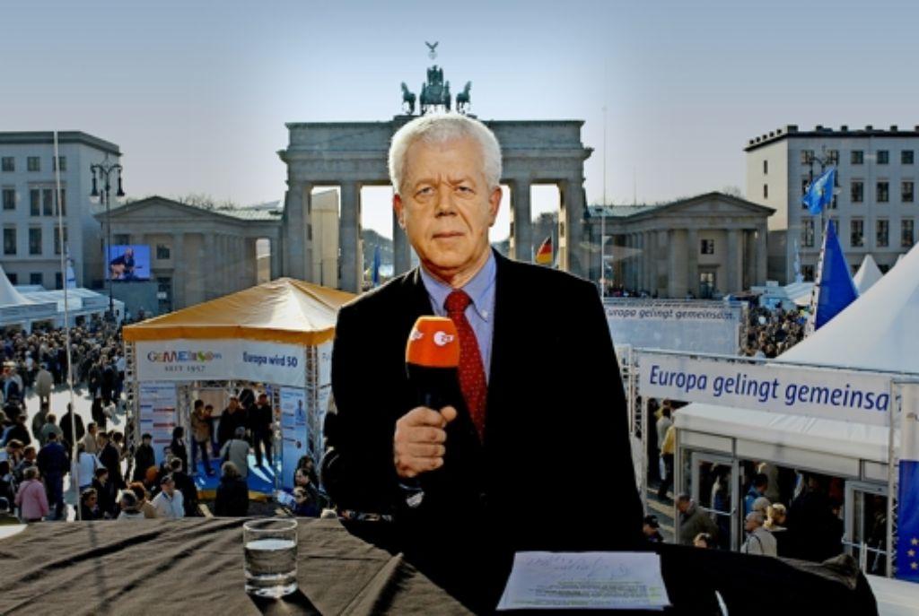 """Udo van Kampen: """"Ich brenne noch für Europa - Kultur"""