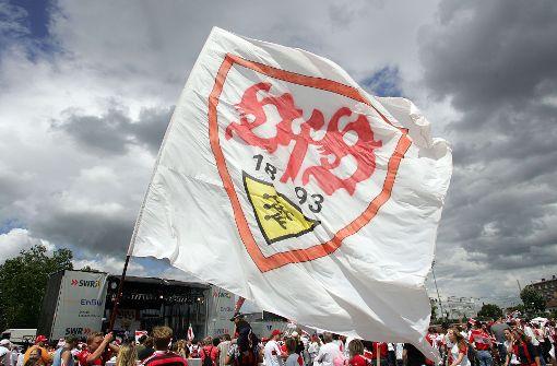 Auf dem Wasen soll am Sonntag der Aufstieg des VfB gefeiert werden. Foto: baumann