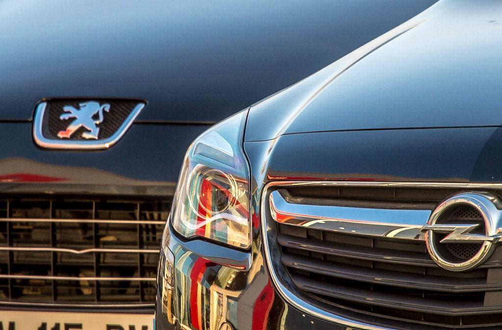 Opel wird vom französischen Autokonzern PSA übernommen. (Symbolbild) Foto: AFP