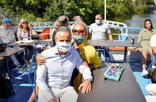 OB-Kandidat Nopper bezahlt  100 Euro Bußgeld