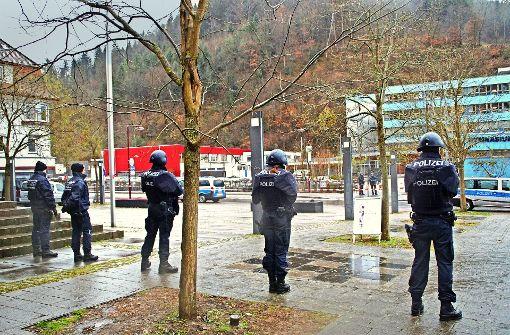 Drohmails alarmieren die Polizei