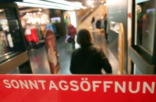 Verkaufsoffene Sonntage in Herrenberg sind erlaubt