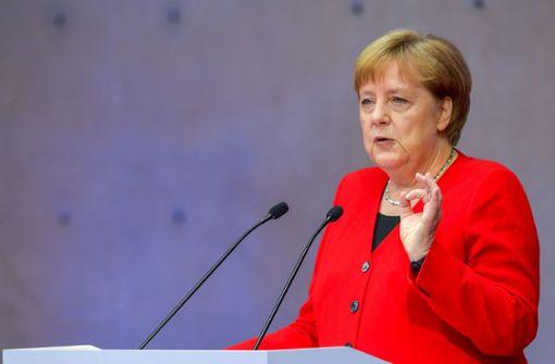 Bundeskanzlerin steht für kein weiteres politisches Amt zur Verfügung