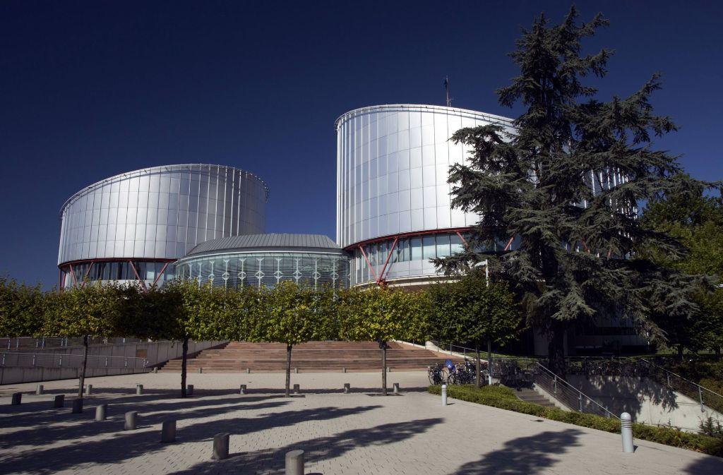 Der Gerichtshof in Straßburg ist für viele die letzte Chance Recht zu bekommen. Foto: StZ