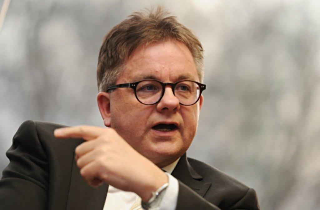 Landtagspräsident Guido Wolf Foto: dpa
