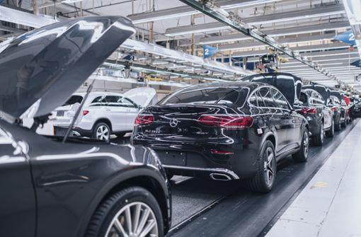 Daimler-Mitarbeiter machen Weg frei für Konzernaufspaltung