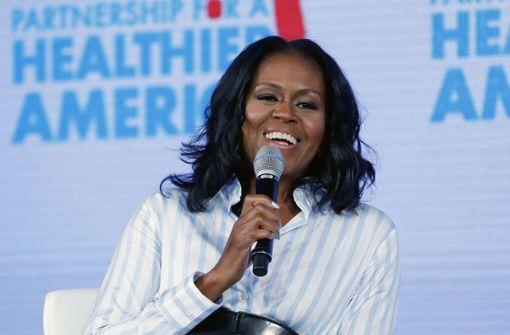 Michelle Obama veröffentlicht ihre Memoiren