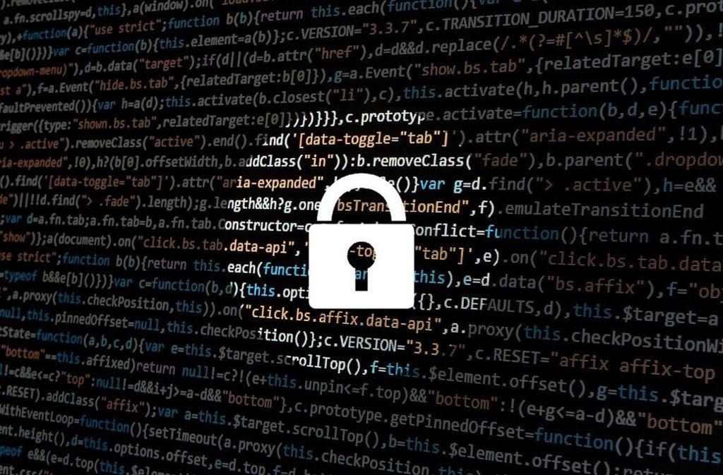 Wie sicher sind die Daten? Foto: pixabay