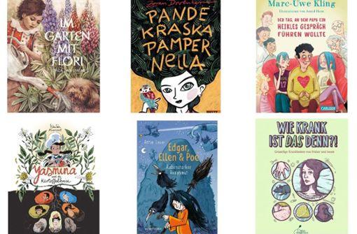 Die besten Kinderbücher für den Sommer