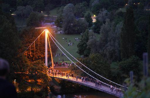 Stadt erlässt Verweilverbot am Max-Eyth-See