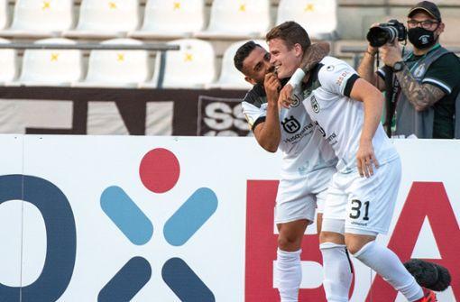 SSV Ulm schafft nächste Pokal-Überraschung