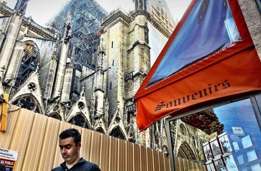 Die Profiteure der Brandkatastrophe von Notre-Dame
