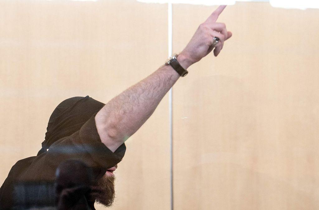Der Hauptangeklagte Marco G. hat die Höchststrafe erhalten. Foto: dpa