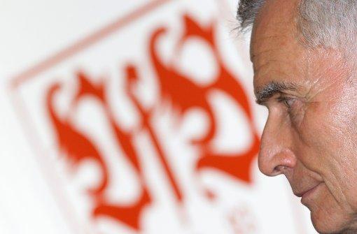 Weiß Dietrich über den VfB mehr als über den Juchtenkäfer?