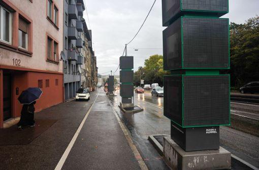 Siebter Alarm in Stuttgart ab Sonntag