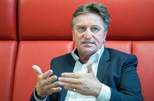 Sozialminister Lucha ist gegenüber höheren Strafen skeptisch