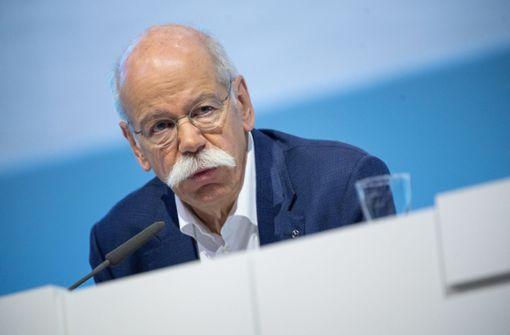 So viel verdient die Daimler-Spitze