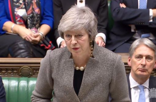 May kündigt neuen Termin für Brexit-Abstimmung an