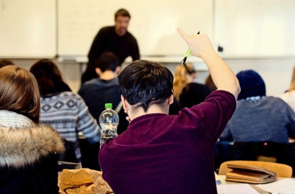Wenn es um das Gymnasium geht, werden Politiker schnell grundsätzlich – auch im Landtag. Ob das den Schülern hilft, steht auf einem anderen Blatt. Foto: dpa