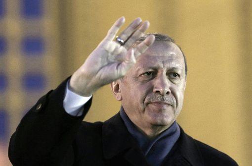 """Erdogan: """"Entscheidung der Wahlbehörde ist endgültig"""""""