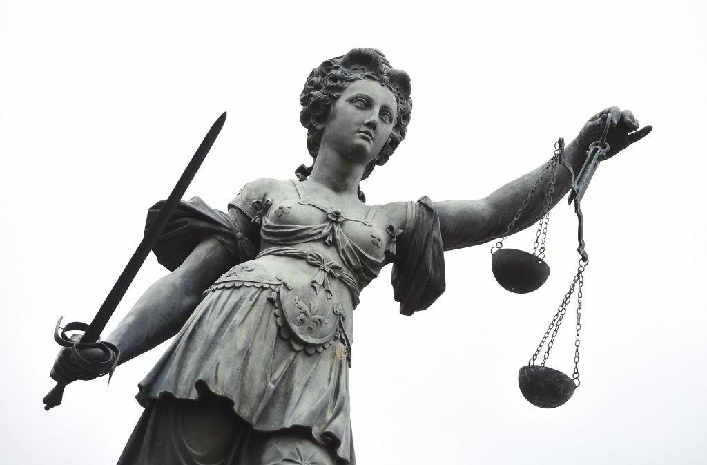 Freispruch von Justizia. Foto: dpa