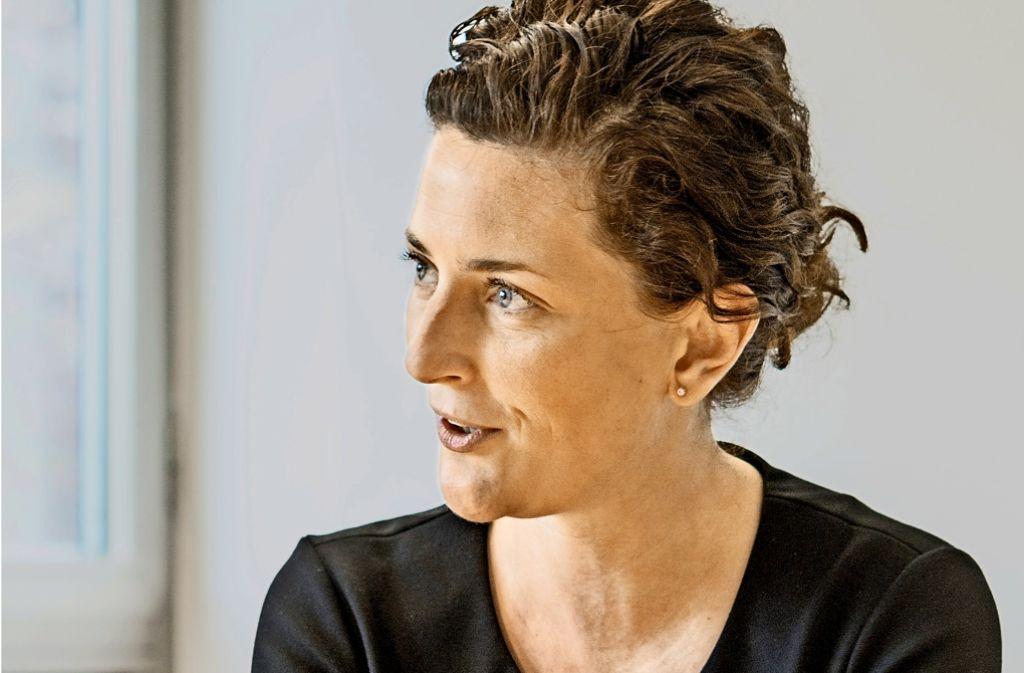 Sigrid Zimmerling, die neue Geschäftsführerin der IHK Ludwigsburg Foto: factum/Weise
