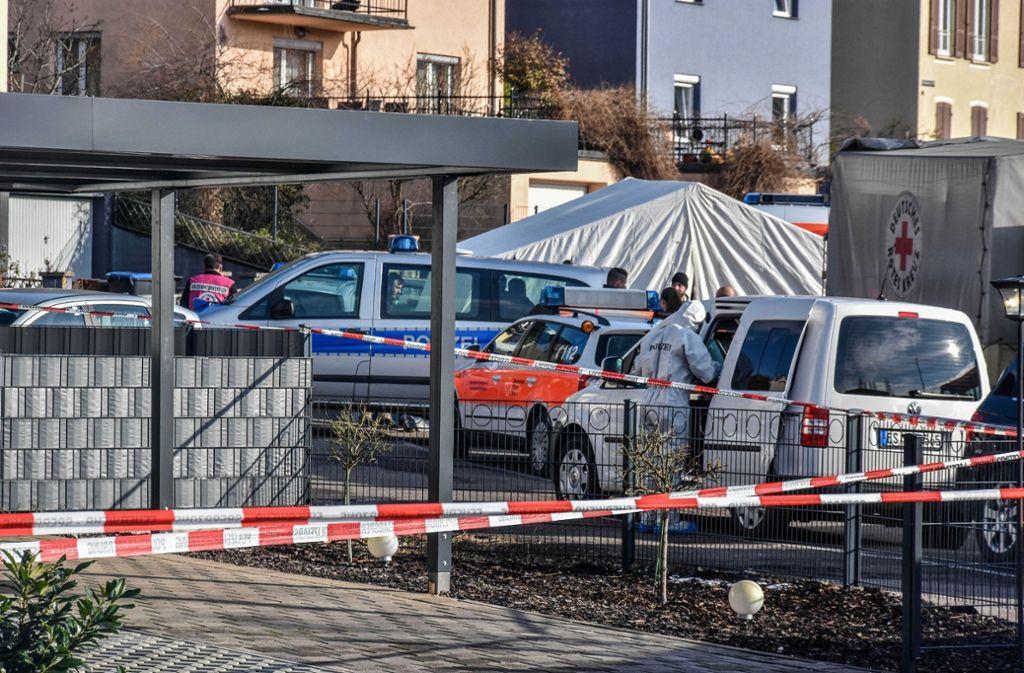 Wegen einer Kohlenmonoxid-Vergiftung ist eine vierköpfigen Familie in Esslingen ums Leben gekommen. Foto: SDMG