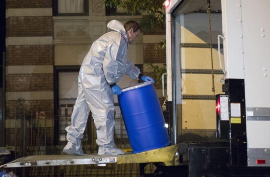 Der Kampf gegen Ebola geht weiter. Foto: dpa