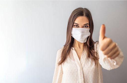 Mundschutz richtig tragen: Das sollten man beachten