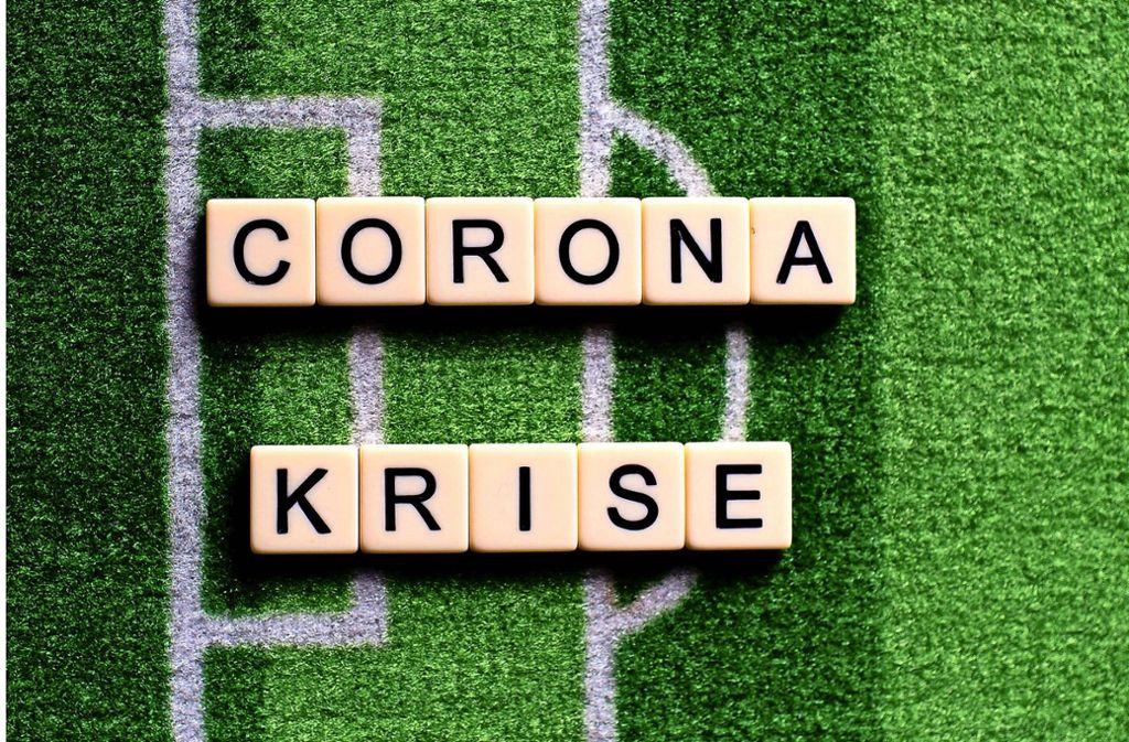 Besondere Ereignisse prägen unsere Sprache. In der Coronakrise gibt es viele neue Wortschöpfungen und Begriffe, die eine neue Bedeutung bekommen haben. Foto: imago images/Noah Wedel