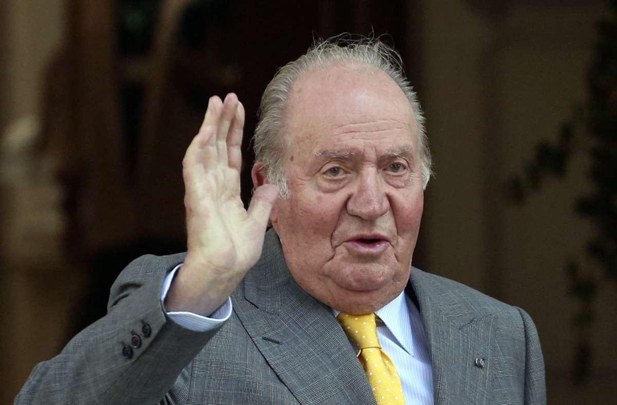Die jüngsten Entwicklungen um Juan Carlos lassen Rufe nach einer Abkehr von der Monarchie in Spanien wieder lauter werden. Foto: AP/Esteban Felix