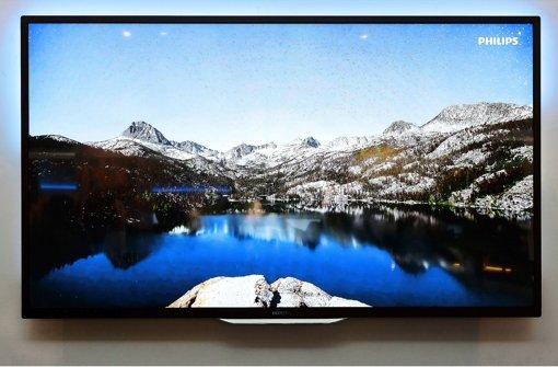 smart tv auf der ifa das elend mit dem schlauen fernseher wirtschaft stuttgarter zeitung. Black Bedroom Furniture Sets. Home Design Ideas