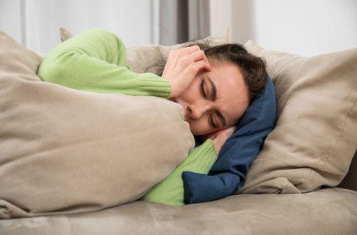 Wer wenig schläft, ist schmerzempfindlicher