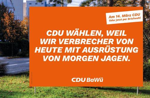 """Spott über die """"Verbrecher"""" von der CDU"""