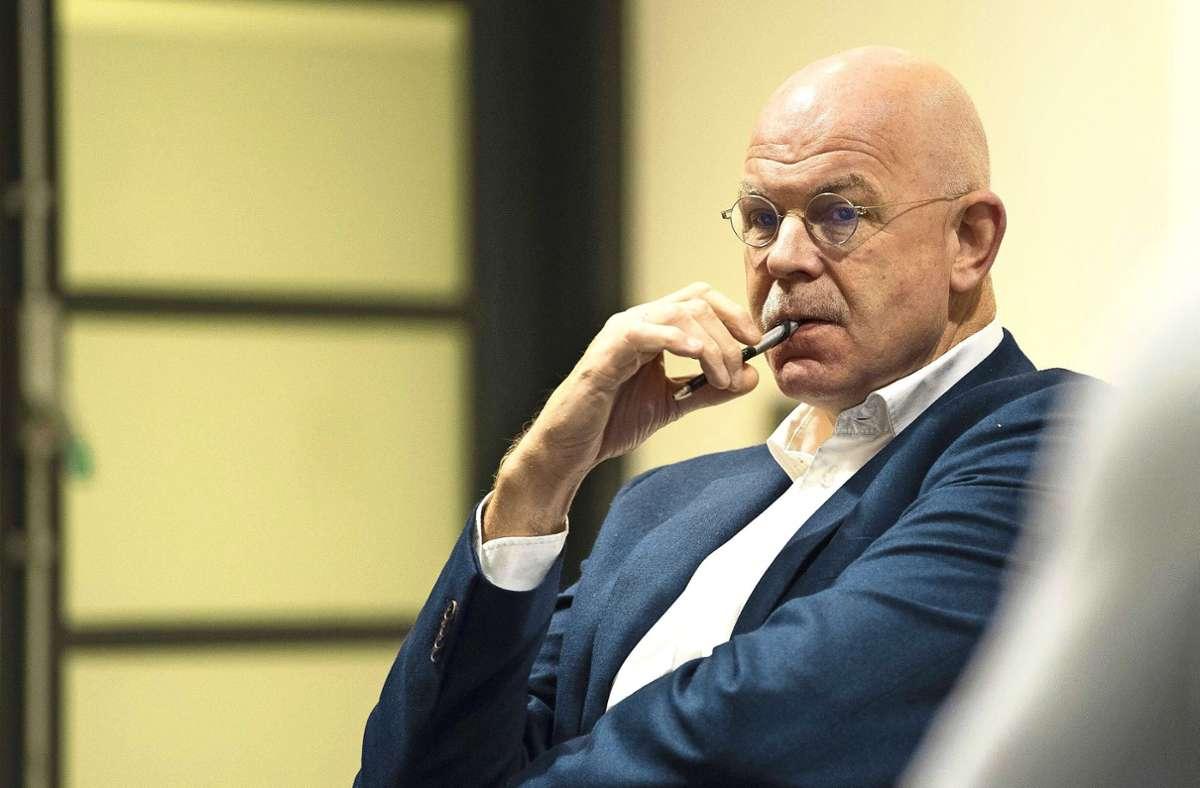 Toon Gerbrands, der Generaldirektor des PSV Eindhoven, war von der Verpflichtung von Mario Götze ziemlich überrascht. Foto: imago/Pro Shots