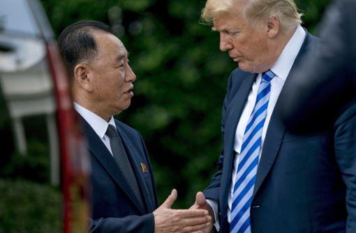 Kim Jong Un hat Spitzenberater kaltgestellt